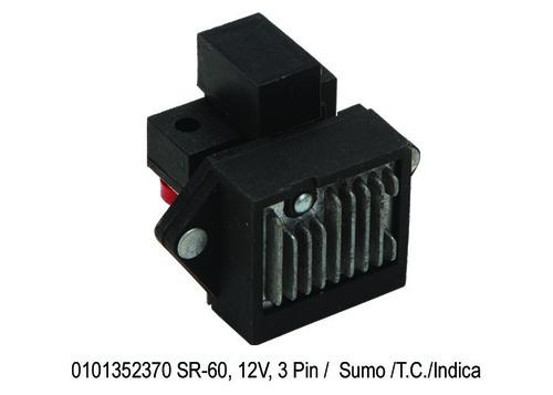 147 SY 2370 SR-60, 12V, 3 Pin  Sumo T.C.Indica
