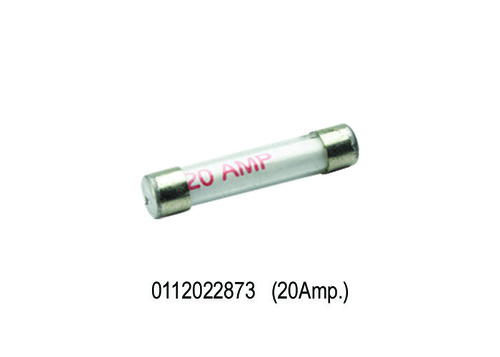 1488 SY 2873 Glass Fuse (20 Amp)