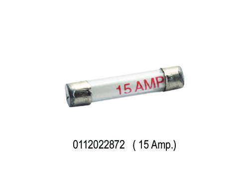 1487 SY 2872 Glass Fuse (15 Amp