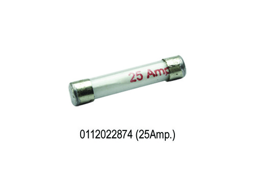 1489 SY 2874 Glass Fuse (25 Amp)