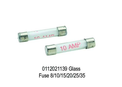 1490 SY 1139 Glass Fuse 35 Amps.