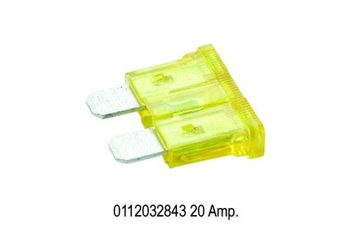 1495 SY 2843 20 Amp.