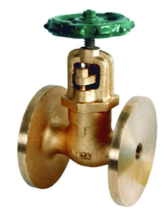 Auxiliary Steam Stop Valve Flanged IBR