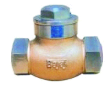BAJAJ  Horizontal Lift Check Valve IBR