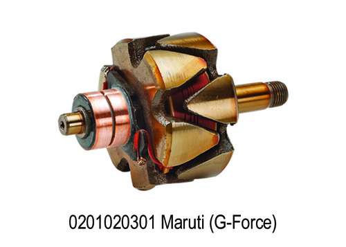 14 GF 301 0201020301 Alternator Rotor Maruti L-Typ