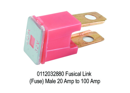 1505 SY 2880 Fusical Link (Fuse) Male 20 Amp