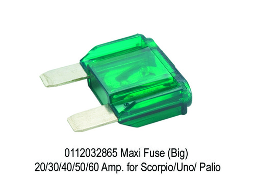 1507 SY 2865 Maxi Fuse (Big) 20 Amp. for ScorpioUn