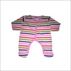 Girls Newborn Sleepsuit