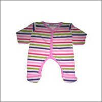 Girls Newborn Sleepsuit