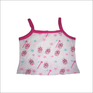 Soft Cotton Baby Girls Vest