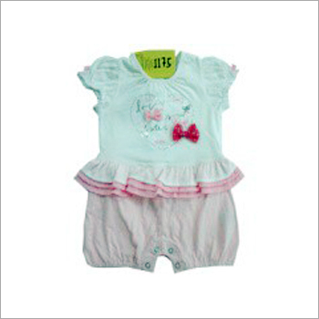 Infant Baby Girls Rompers