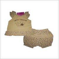 Infant Baby Girls Blumer Sets