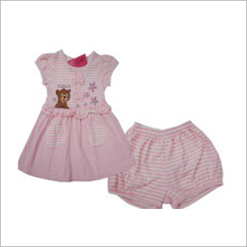 Infant Baby Girls Blumer Sets