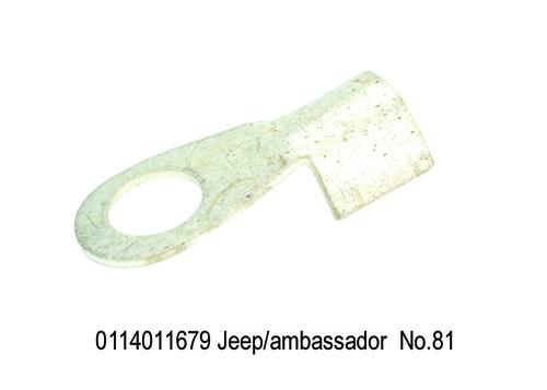 1519 SY 1679 Jeepambassador No.81