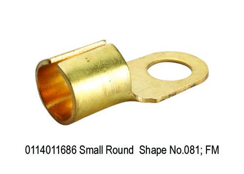 1522 SY 1686 Small Round Shape No.081; FM