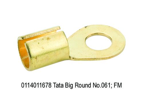 1524 SY 1678 Tata Big Round No.061; FM