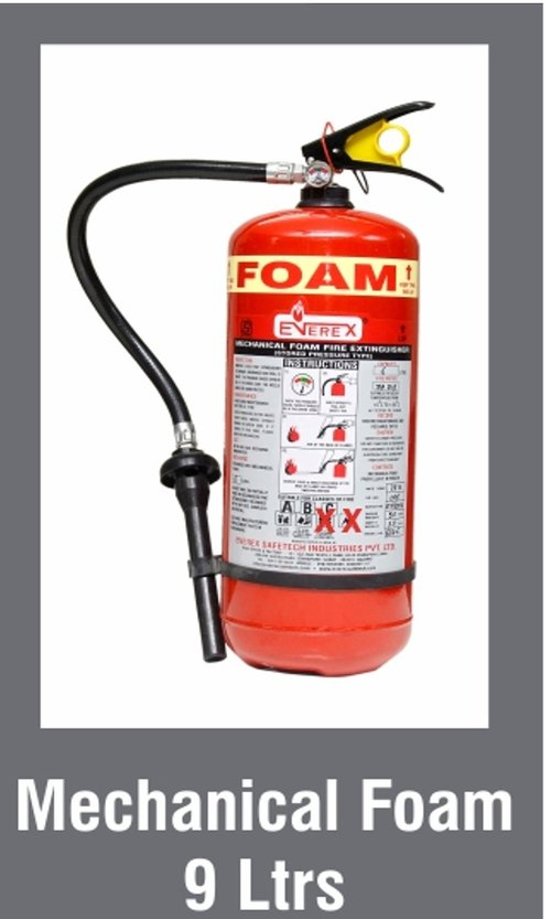 Mechanical Foam 9 Ltrs