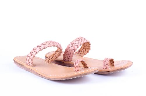 Rajasthani Leather Slipper