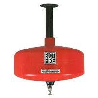 Abc Clean Agent Fire Extinguisher