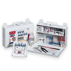 First Aid - Portable Vinyl Box