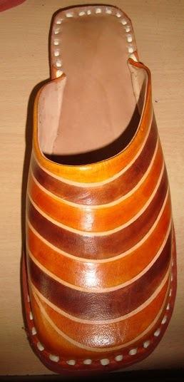 antique sandals