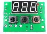 Temperature Controller Panel Board