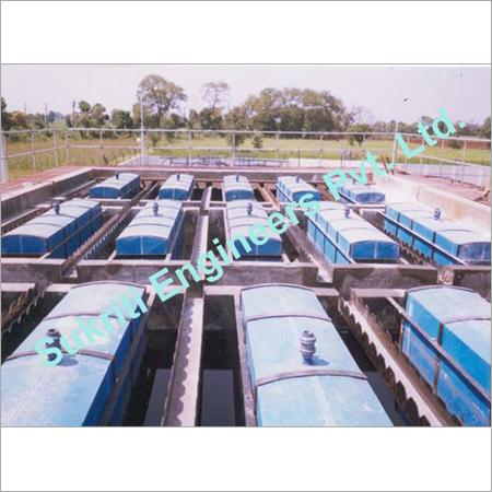 Pulp Effluent Treatment Plant