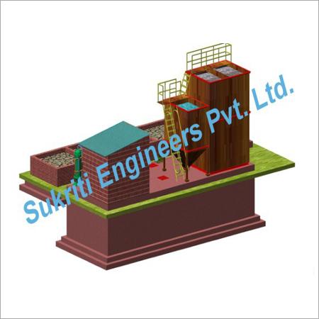 Pre Fabricated Effluent Treatment Plant
