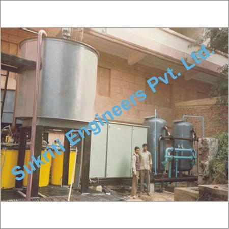 Zero Discharge Effluent Treatment Plant