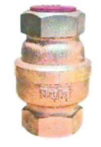 BAJAJ Vertical Lift Check Valve IBR