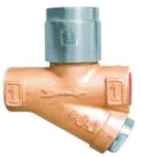 Thermodynamic Steam Trap IBR