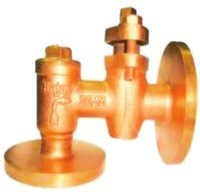 Combined Cock & Feed Check Valve IBR