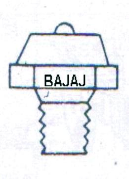 BAJAJ Spare Cones Fusible Plugs IBR