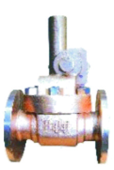 BAJAJ Parallel Slide blow off  Valve IBR
