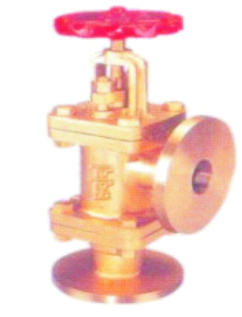 Accessible Feed Check  Valve IBR