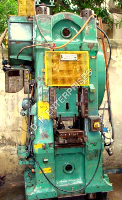 KNUCKLE JOINT PRESS 200 TON