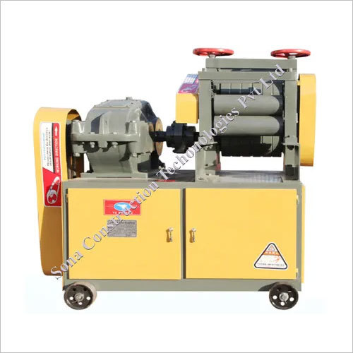 Rebar Scrap Straightening Machine
