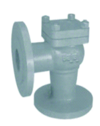 BAJAJ Cast Iron Angle Pattern Lift Check Valve