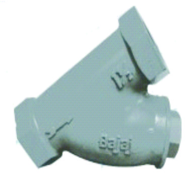 BAJAJ Cast Iron 'Y' Type Strainer