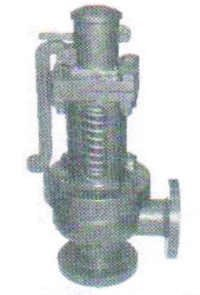 Cast Iron Safety Valve IBR