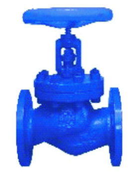 BAJAJ  Cast Steel Globe Steam Stop Valve IBR