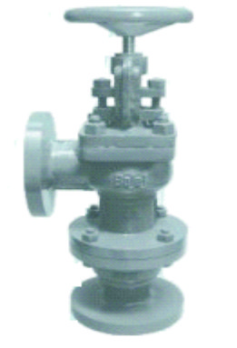 BAJAJ Cast Steel Accessible Feed Check Valve