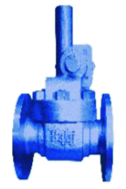 Cast Steel Parallel  Slide Blow Off Valve IBR