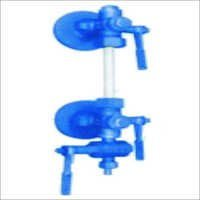 BAJAJ Cast Steel Sleeve Packed Water Level Gauge IBR