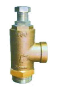 Spring Relief Valve (Angle Type)