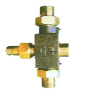 Steam Injector Square Body