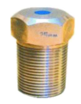 Fusible Plug Single Piece