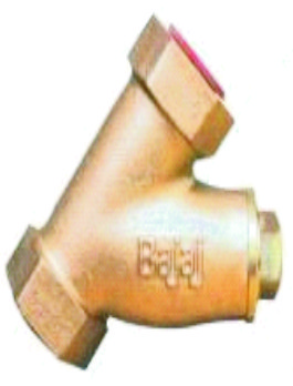 BAJAJ Y Type Strainer Heavy Duty