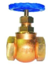 Wheel Valves No. 4 Ptfe Seating