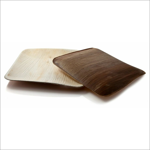 Biodegradable Leaf Plate